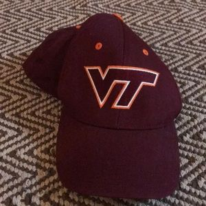 Virginia tech hat
